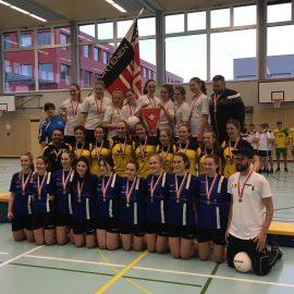Bronzemedaille für die U20 Mannschaft aus Buchthalen!